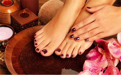 soin mains et pieds